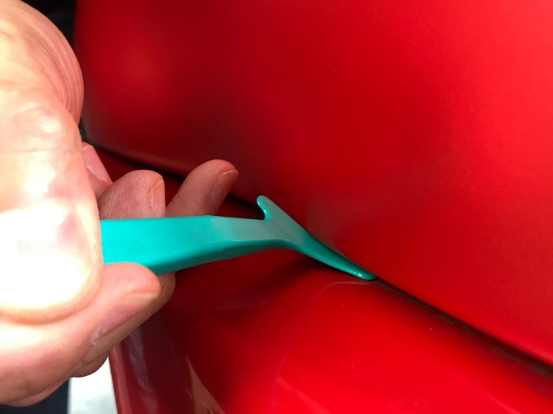 Espátula para Aplicações em Detalhes - WrapStick Flex