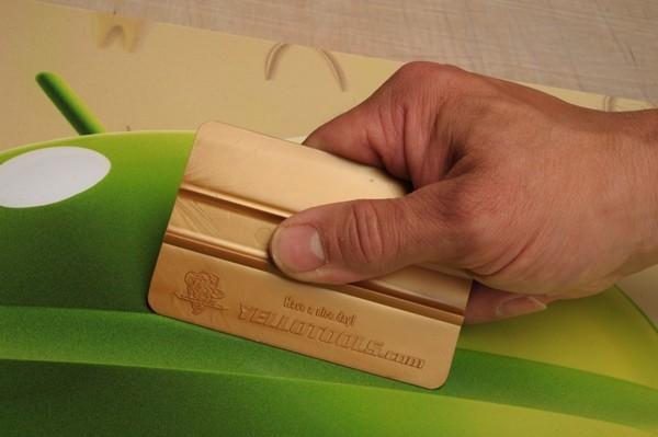 Espátula Pro Basic Gold