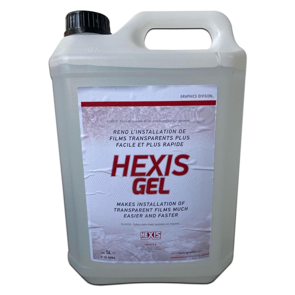 Gel para Aplicação de PPF 5 Litros - Hexis