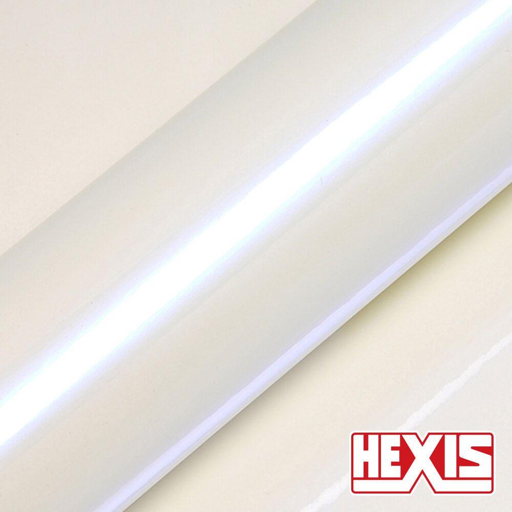 HX30BB0B Boreal White Gloss - Escolha entre metro linear ou rolo fechado