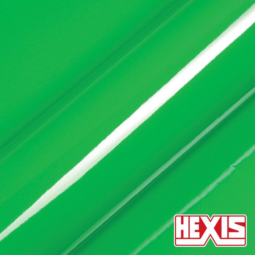 S5370B Granny Green Gloss - Escolha entre metro linear ou rolo fechado