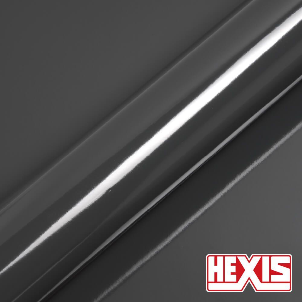 S5446B Traffic Grey Gloss - Escolha entre metro linear ou rolo fechado