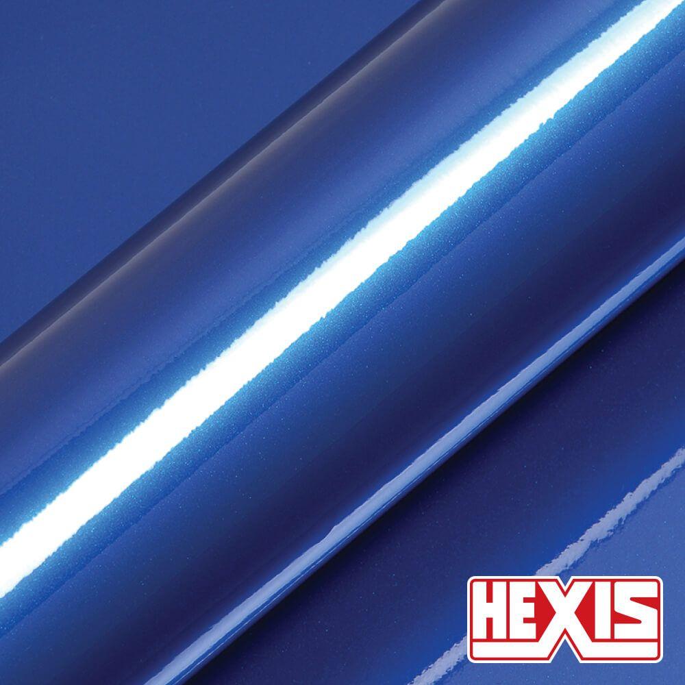 HX20905B Pitch Blue Metallic - Escolha entre metro linear ou rolo fechado