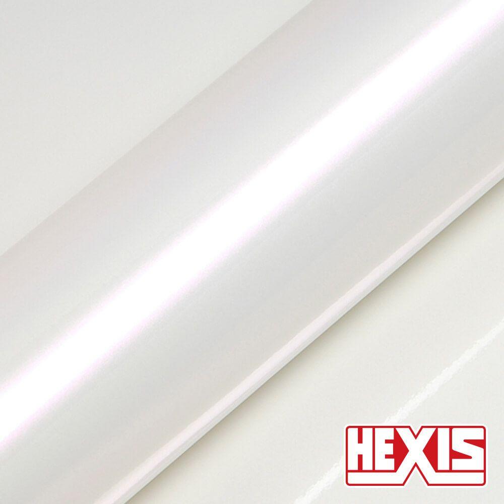 HX30BPEB Pearl White Gloss - Escolha entre metro linear ou rolo fechado