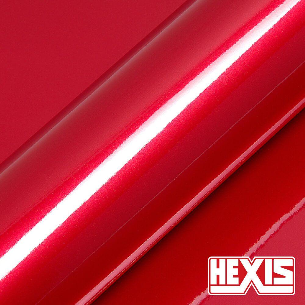 HX30RGOB Redcurrent Red Gloss - Escolha entre metro linear ou rolo fechado