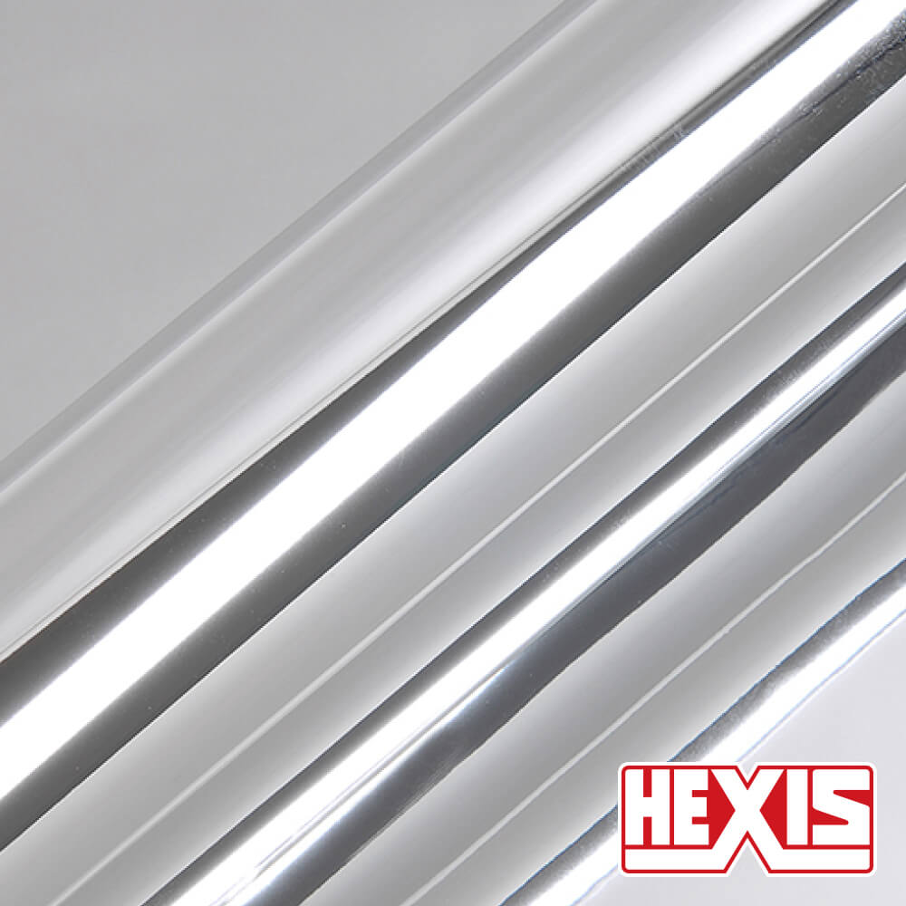 HX30SCH01B Chrome Silver Gloss - Escolha entre metro linear ou rolo fechado