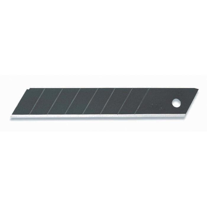 Kit de 10 Lâminas ExcelBlack LBB-10B 18mm - Olfa