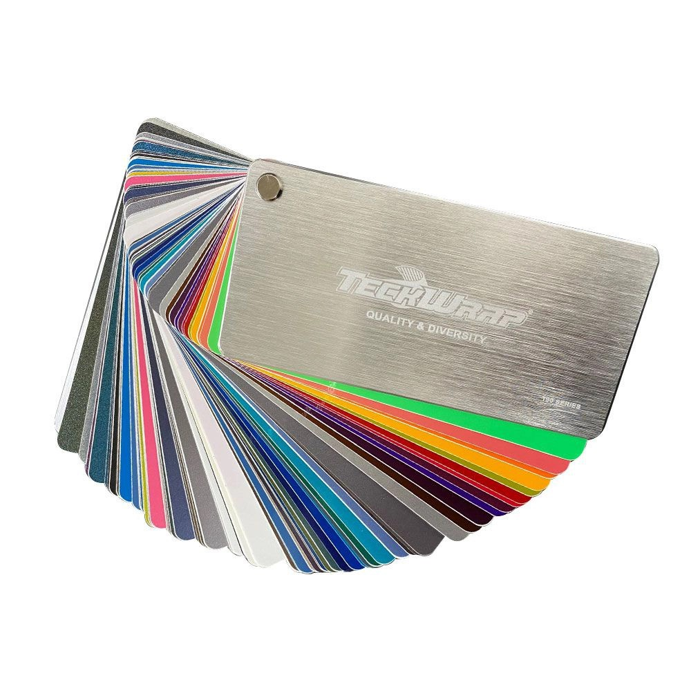 Kit de Catálogos - Teckwrap