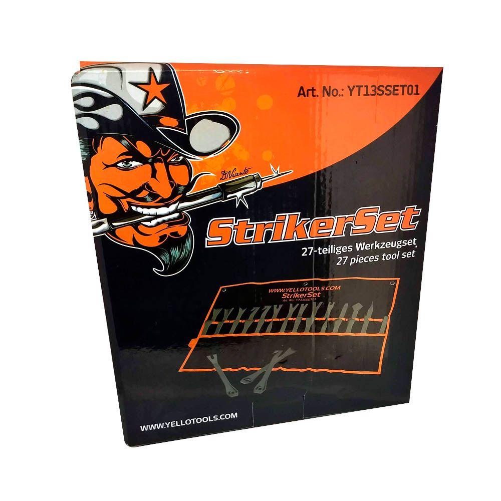 Kit para Desmontagem - Striker Set (27 peças)