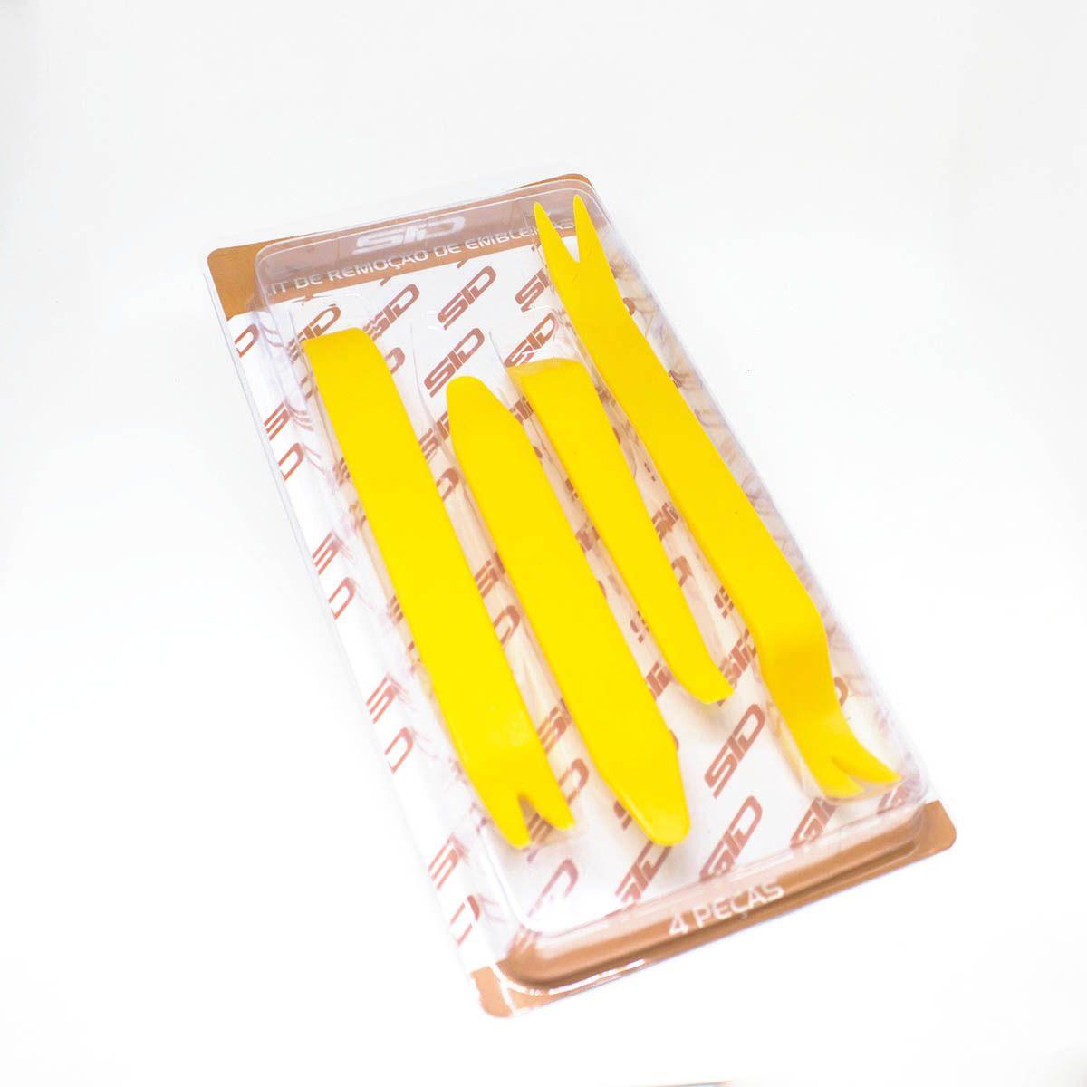 Kit para Remoção de Emblemas SID