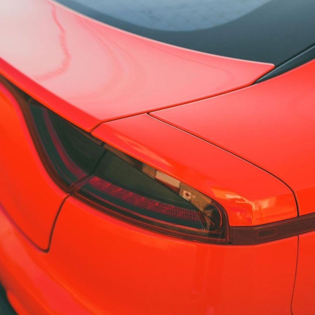 NOVO! - Teckwrap - Racing Red Gloss - CG06 HD