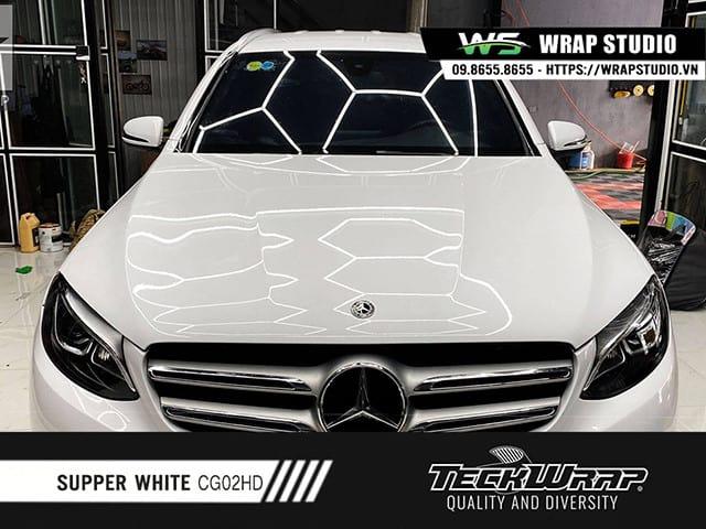 NOVO! - Teckwrap - White Gloss - CG02 HD
