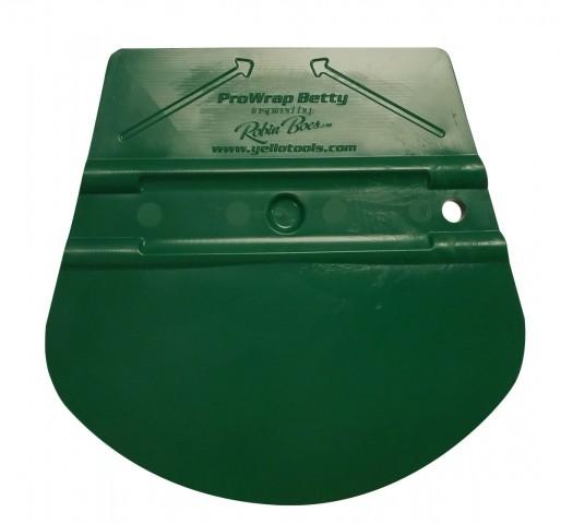 Espátula Plástica Arredondada ProWrap Betty