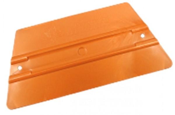 Espátula Plástica Grande Rígida - ProWrap Duo Orange