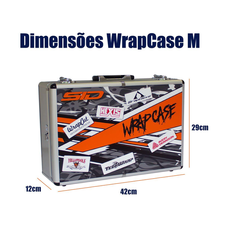 WrapCase  SID - Média