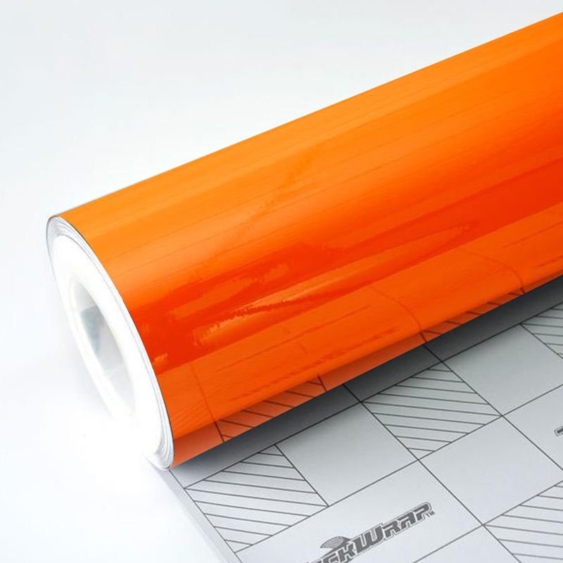 Teckwrap - Orange Gloss - CG04