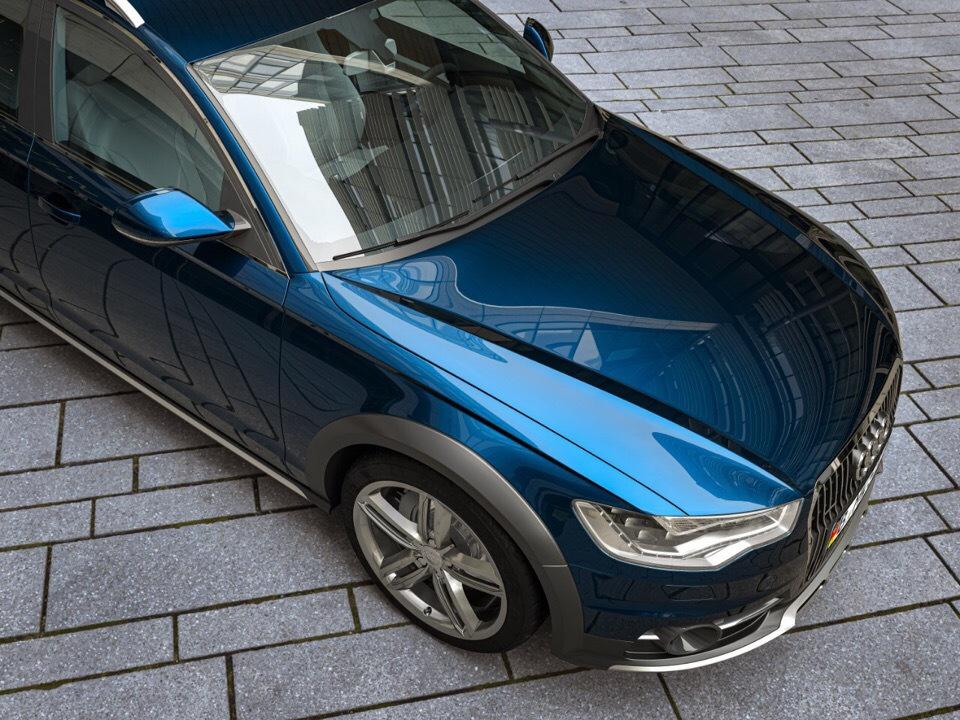 Teckwrap - Space Blue - Gloss Aluminium - GAL14
