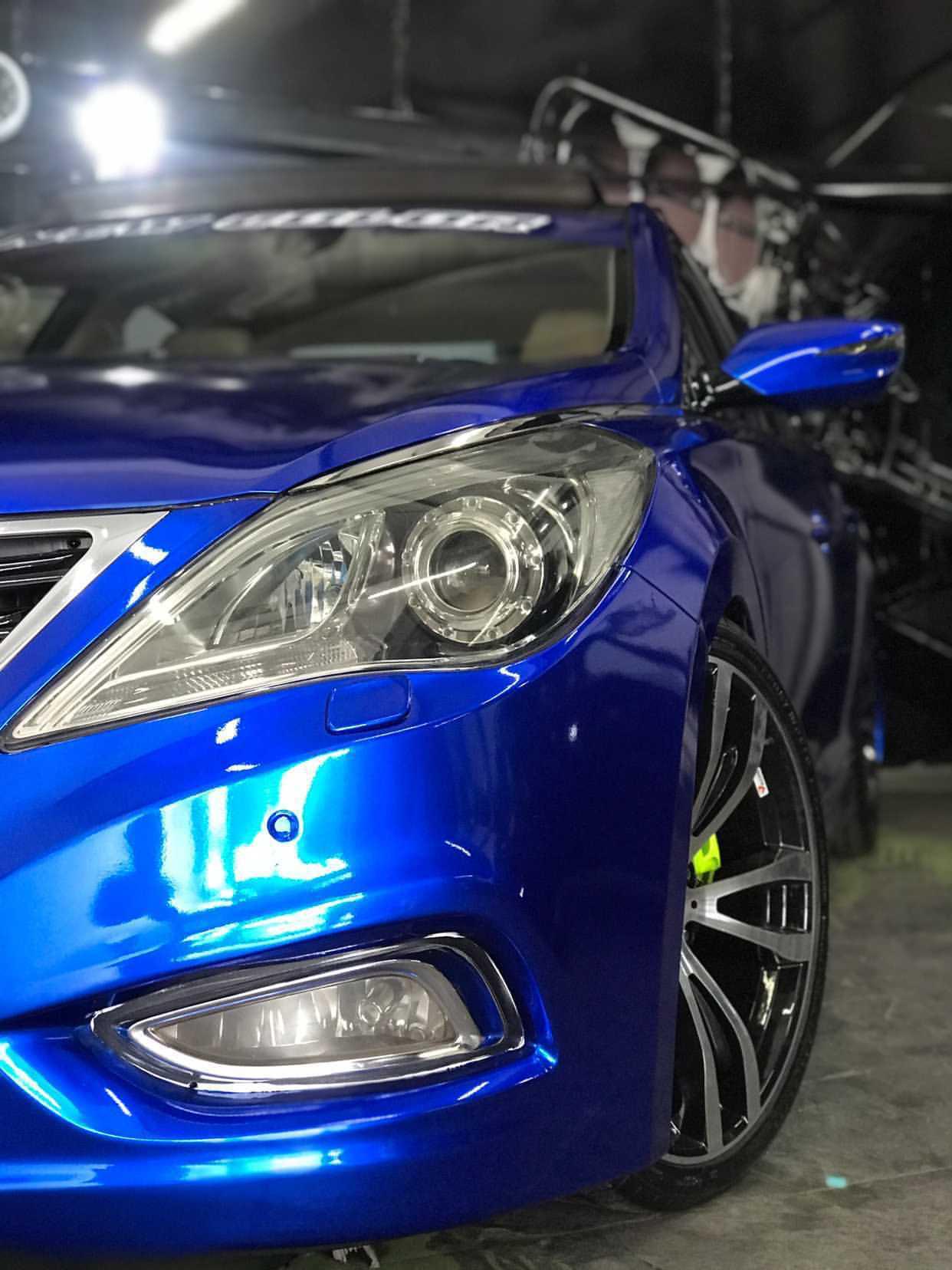 NOVO! Teckwrap - Blue Gem Gloss Aluminium - GAL02 - S