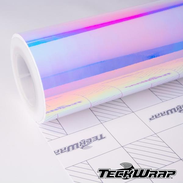 Teckwrap - Purple Blue Aquamarine Neo Chrome - MCH01