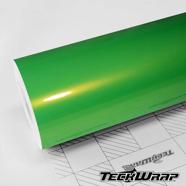 Teckwrap - Kelly Green  Gloss Metallic - RB22