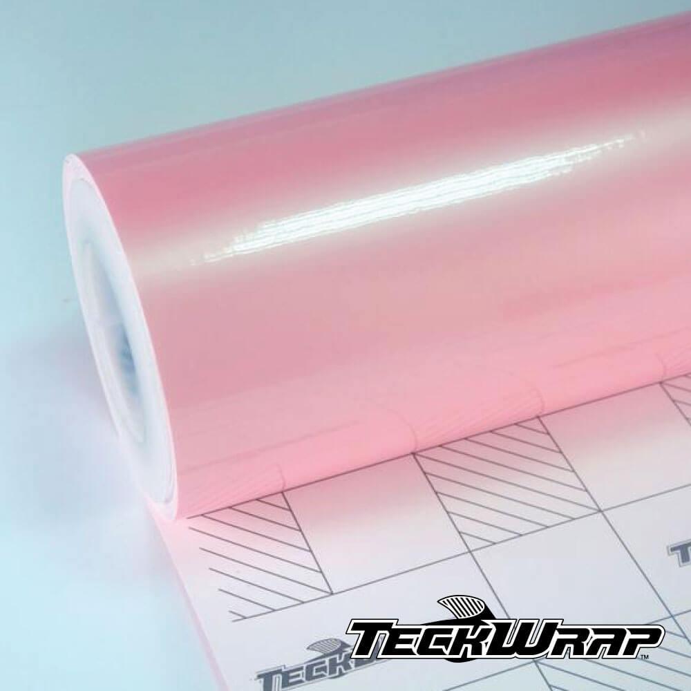 SL01 Candy Metallic Sakura Pink - Escolha entre metro linear ou rolo fechado