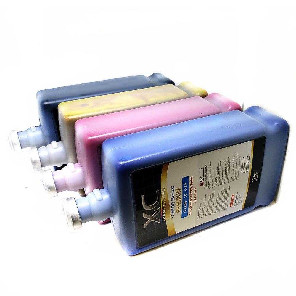 Tinta Eco-Solvente Xtreme Colors IJ 2200 Premium - 1 Litro