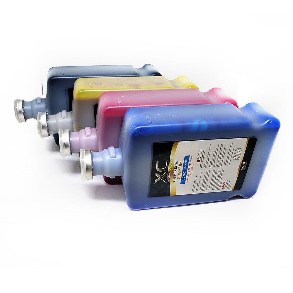 Tinta Eco-Solvente Xtreme Colors IJ 2200 Premium - 500ml