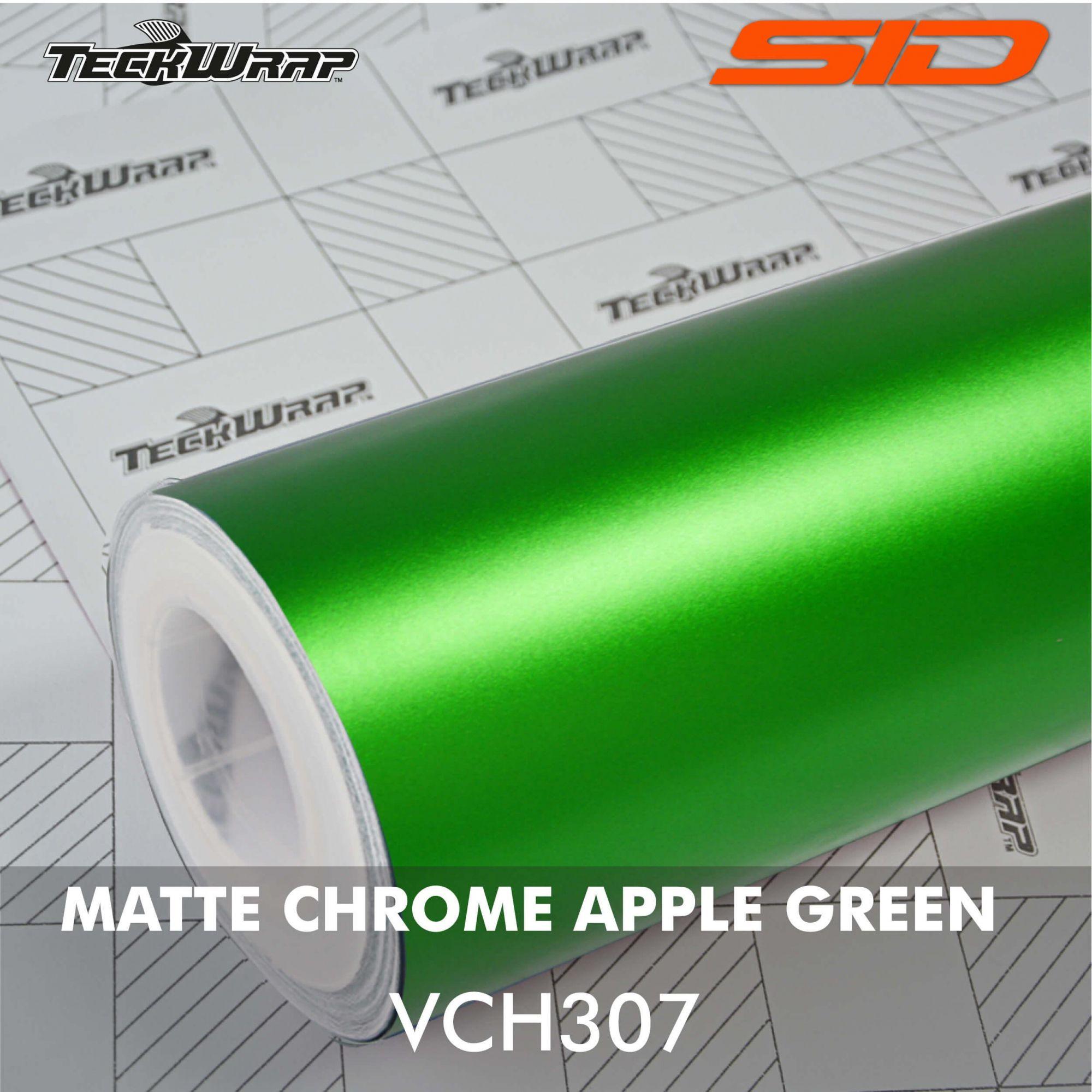 Vinil TeckWrap - Matte Chrome Rolo Fechado