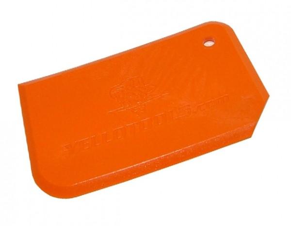Espátula para Remoção de Adesivos YelloBlade Orange