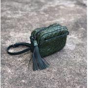 Bolsa Lourdes pistache