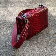 Bolsa Luara vermelha