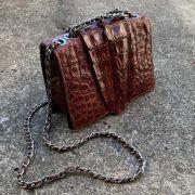 Bolsa Thais pinhão