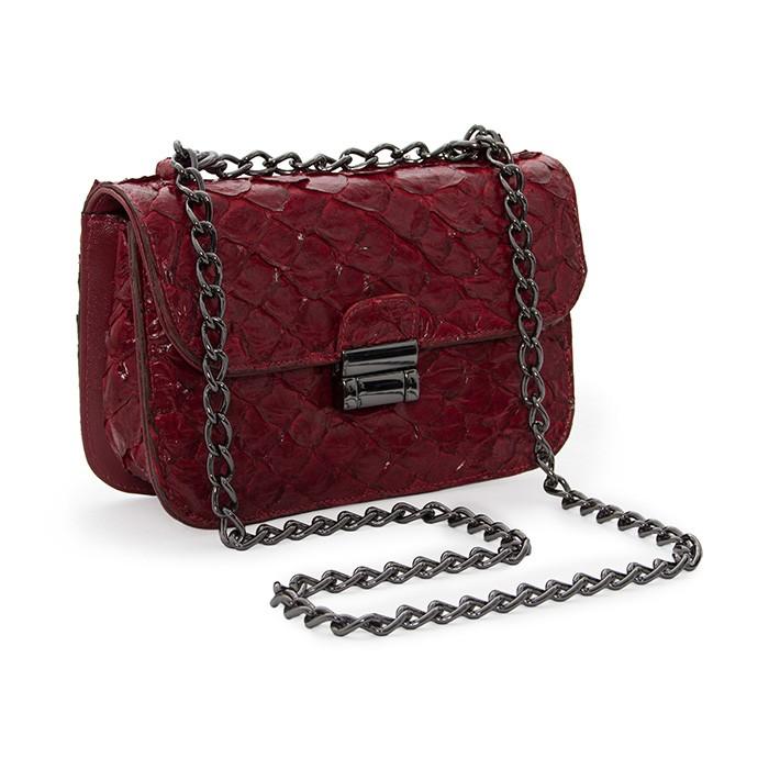 Bolsa Brenda vermelha
