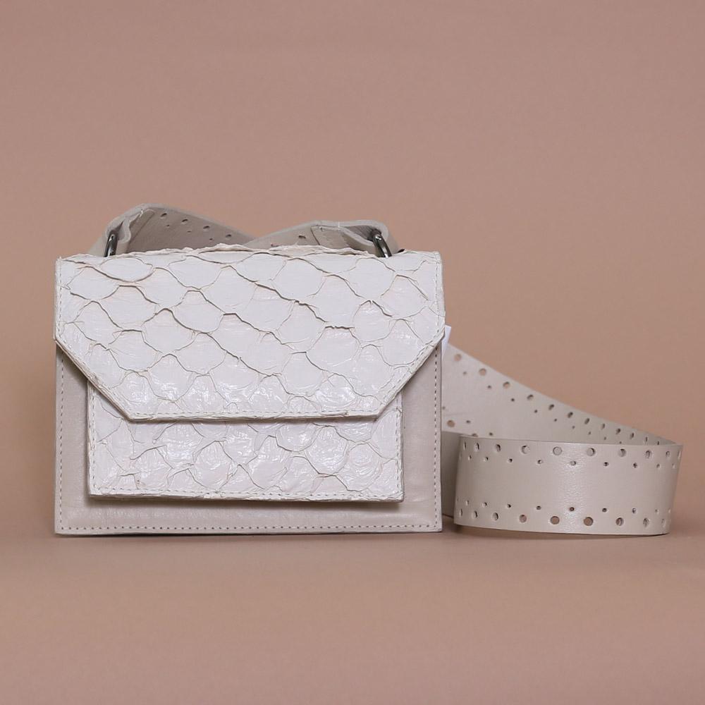 Bolsa Adelaide off white