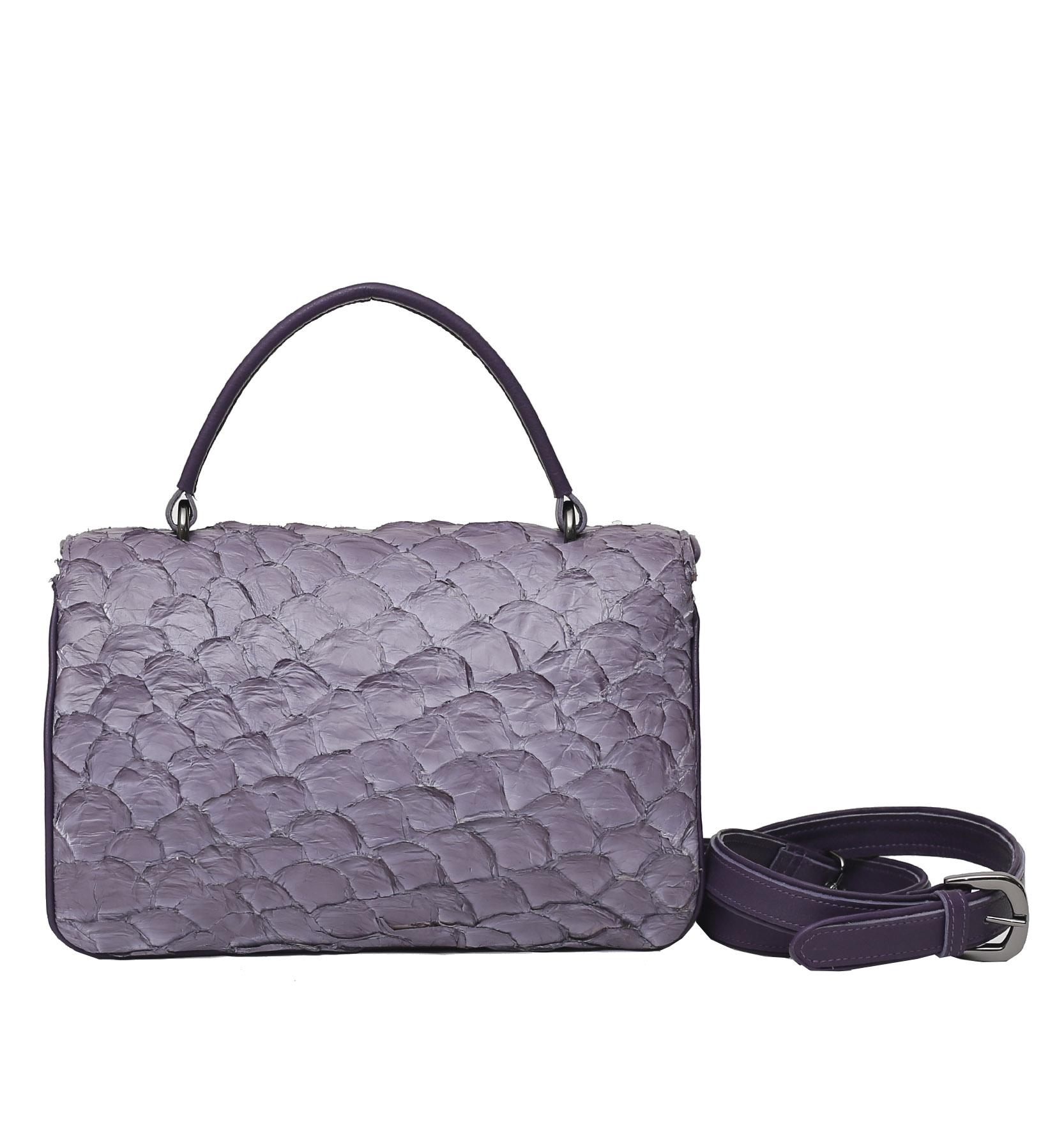 Bolsa Cleo lavanda