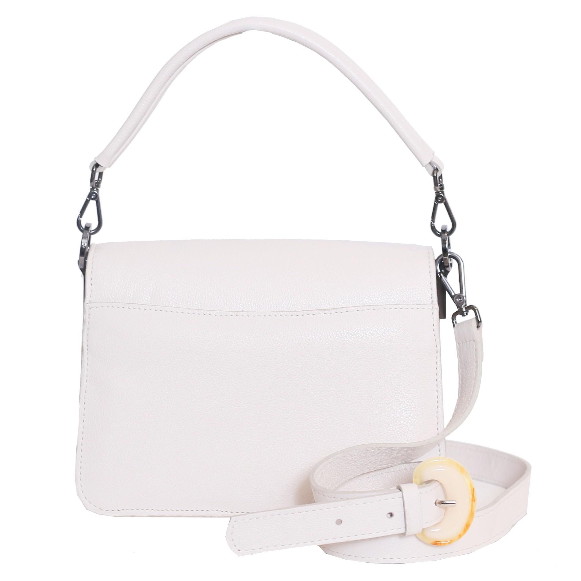 Bolsa Cora off white