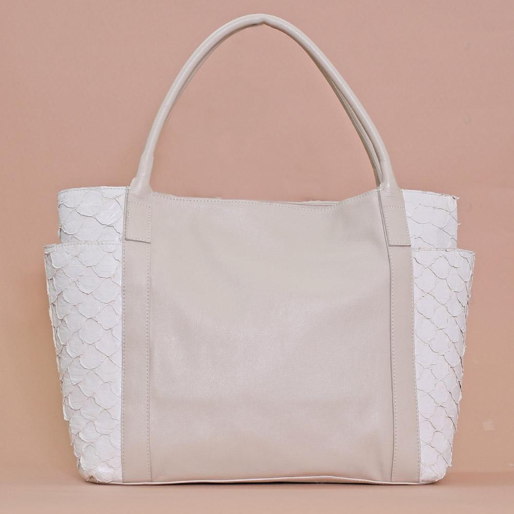 Bolsa Ipanema off white