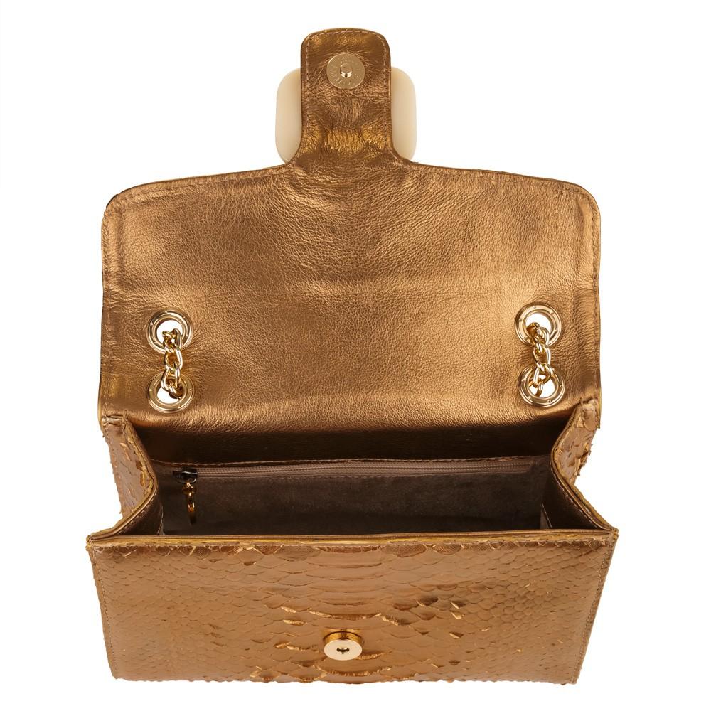 Bolsa Luty ouro
