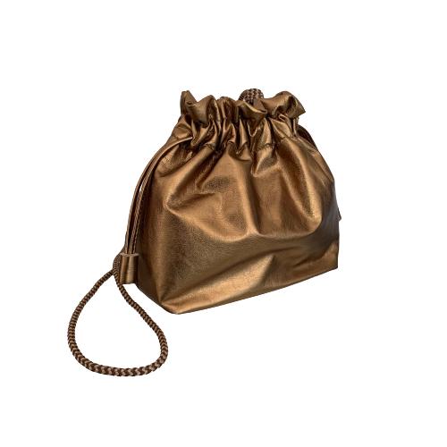 Bolsa Maia ouro