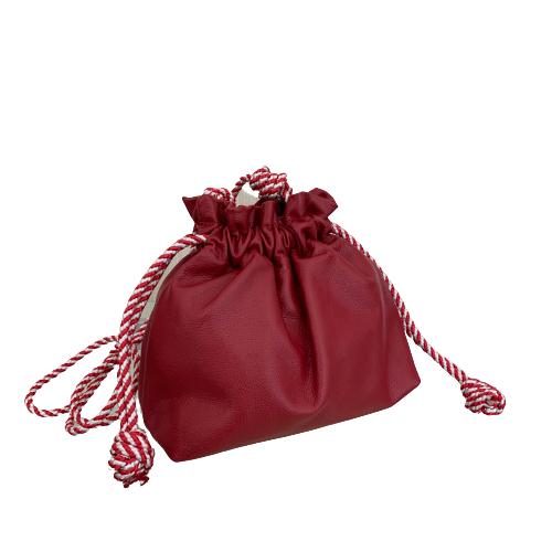 Bolsa Maia vermelha