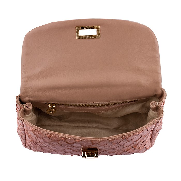 Bolsa Paula rosê
