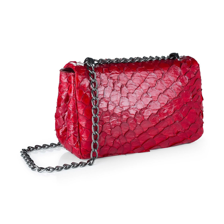 Bolsa Paula tango red