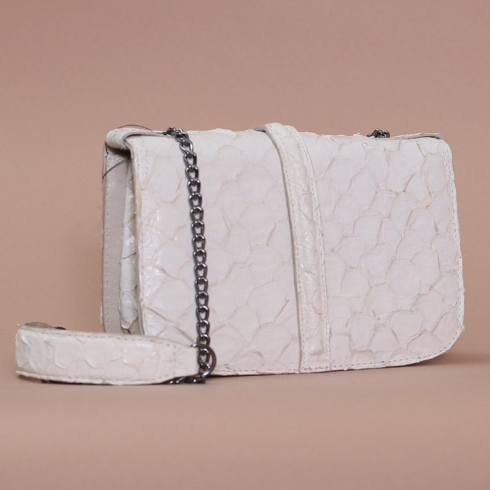 Bolsa Sophie off white