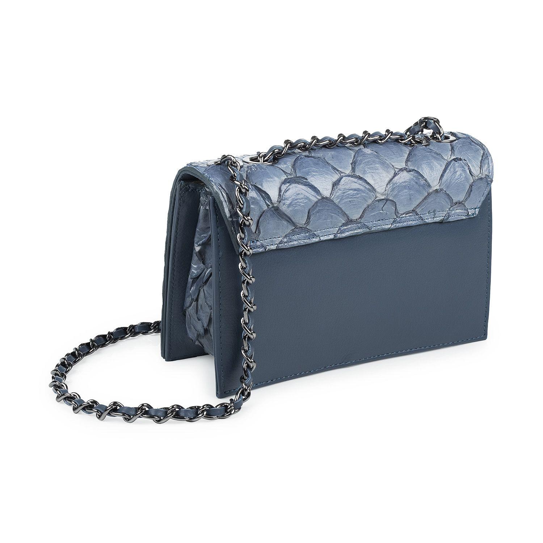 Bolsa Thais blue