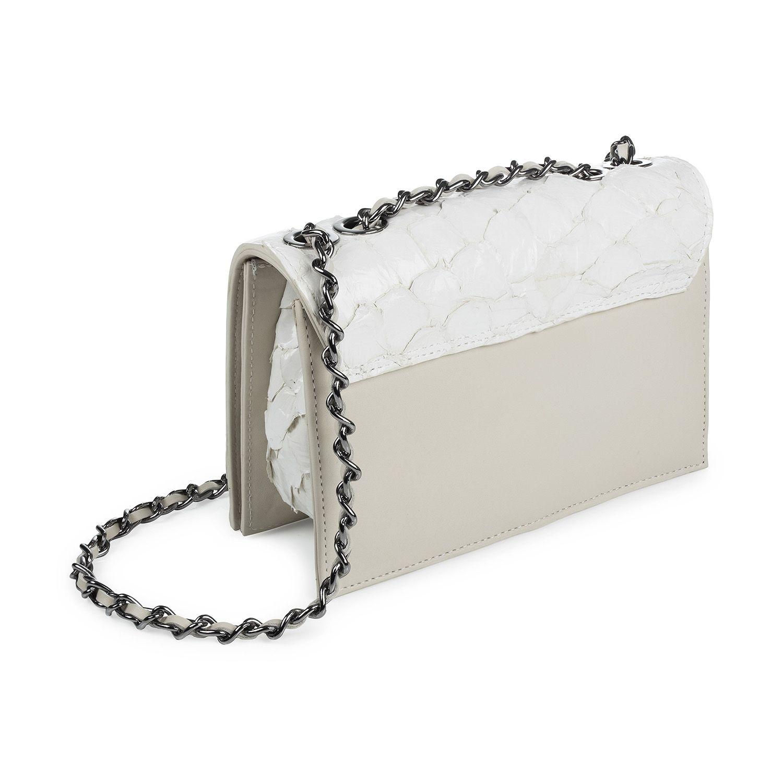 Bolsa Thais off white