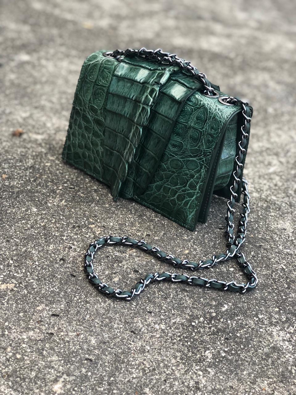 Bolsa Thais pistache