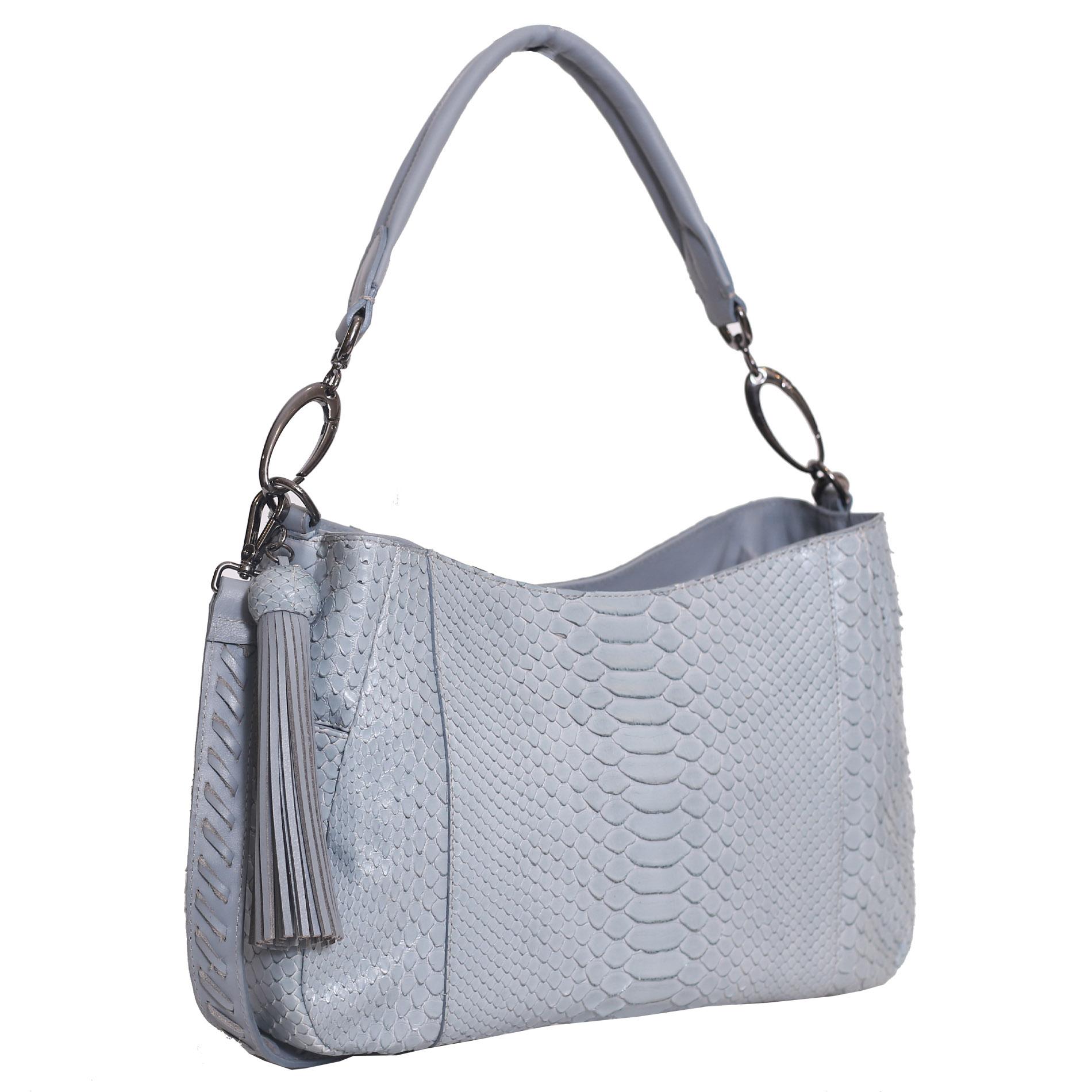 Bolsa Tina azul bb