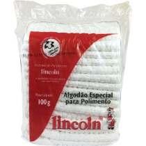 Algodão Especial para Polimento Lincoln - 100gr