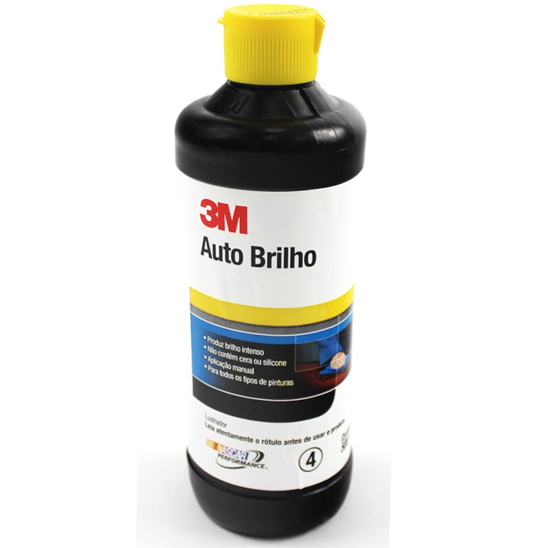 Auto Brilho 3M - 500ml