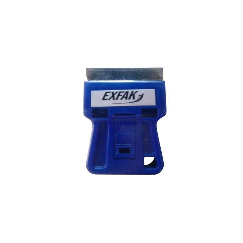 Exfak - Suporte para Raspar Vidro - 15-078